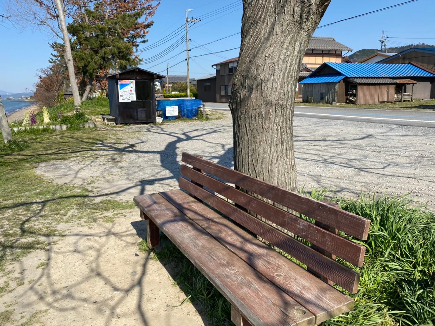 【彦根市】『あのベンチ』の住所・駐車場ガイド