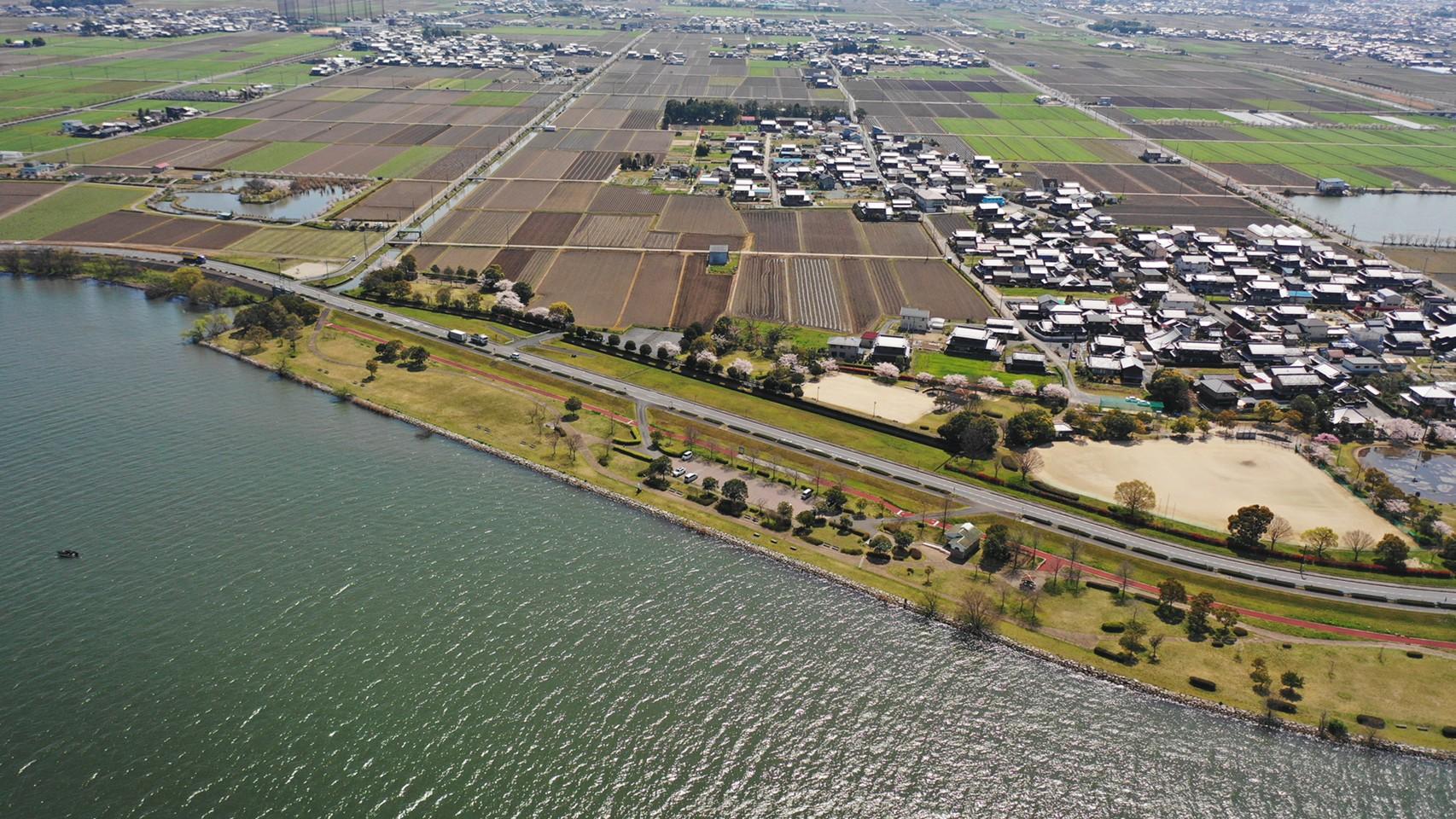 【草津市】『湖岸緑地 志那-2』のアウトドア情報