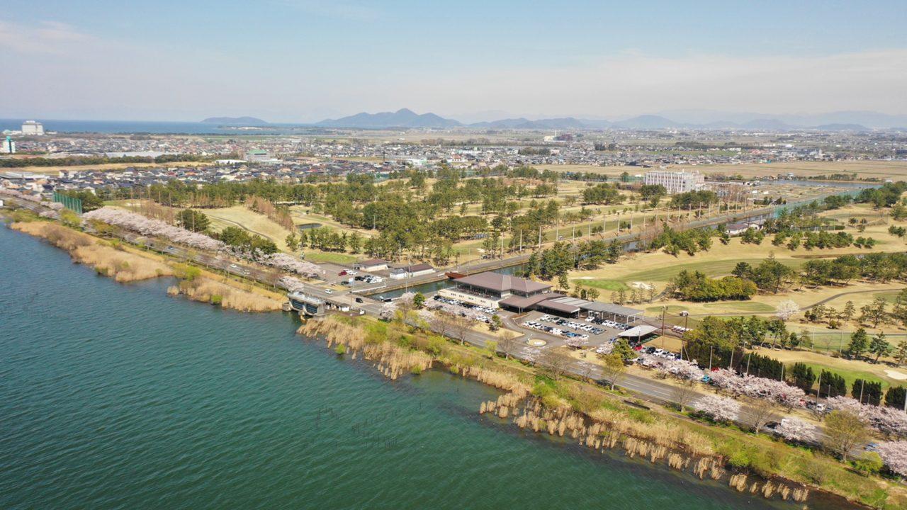 【守山市】『湖岸緑地 木浜-2』のアウトドア情報