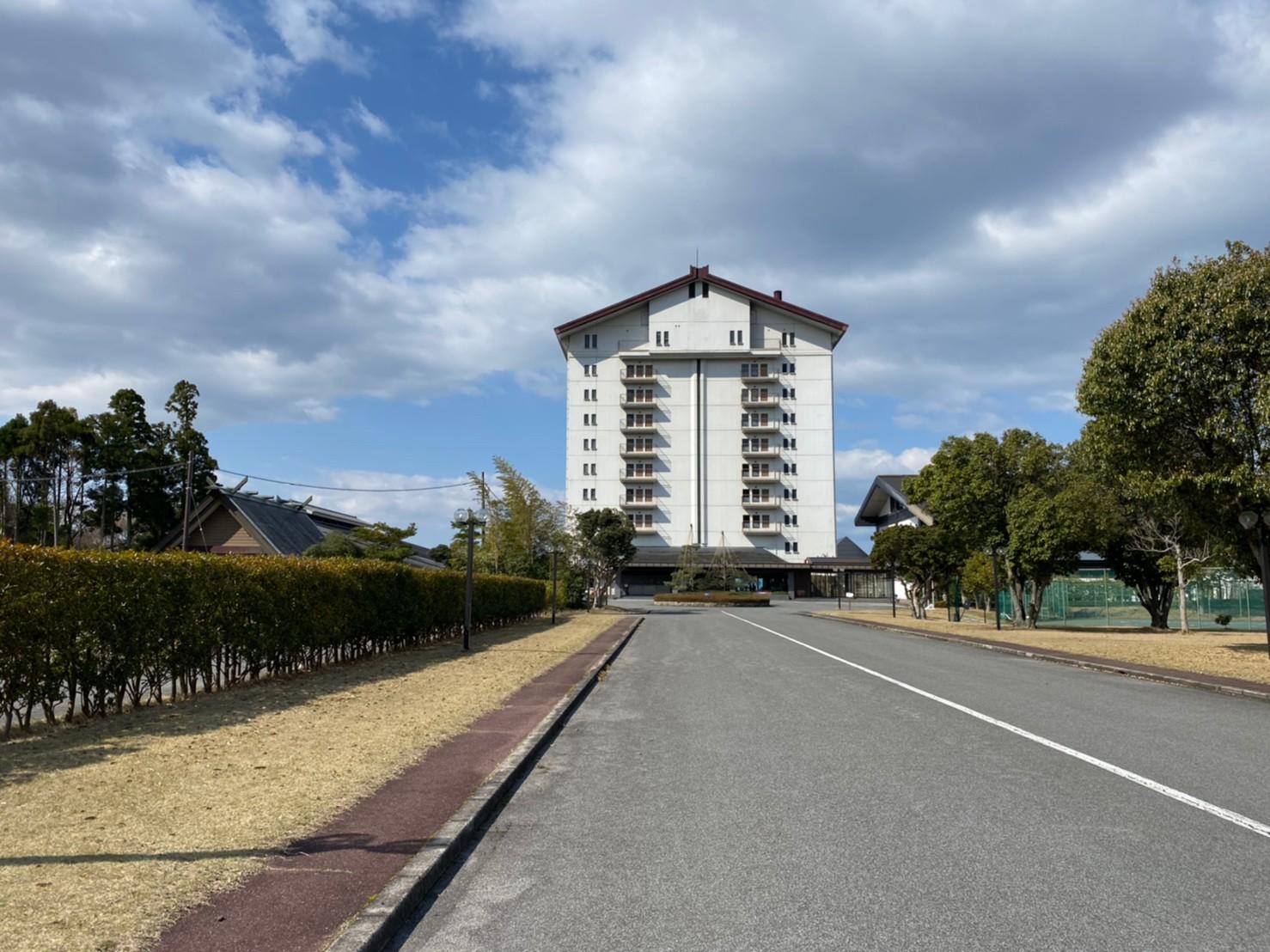 【彦根市】『琵琶湖ビューホテル南側』のアウトドア