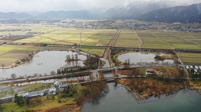 【高島市】『貫川内湖(ぬけがわないこ)』のアウトドア情報