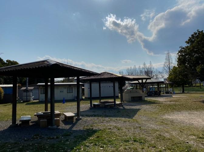 【草津市】『矢橋帰帆島公園』アウトドア情報(キャンプ・BBQ・釣り・駐車場)