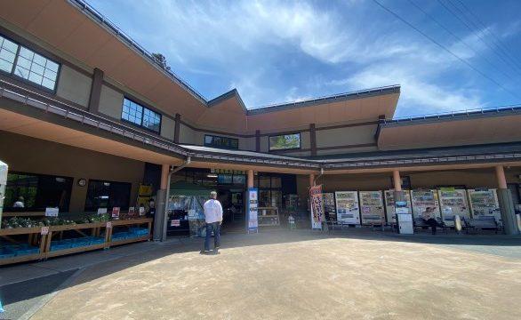 【高島市】『道の駅 マキノ追坂峠』の観光ガイド(駐車場・トイレ・土産)