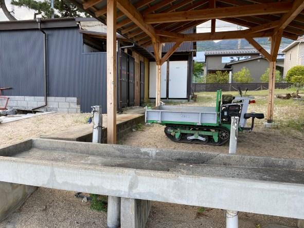 【滋賀県大津市】『松の浦水泳場』の観光ガイド(駐車場・トイレ)