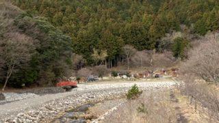 【川遊び&温泉|甲賀市】『かもしかオートキャンプ場』攻略ガイド(駐車場・トイレ)