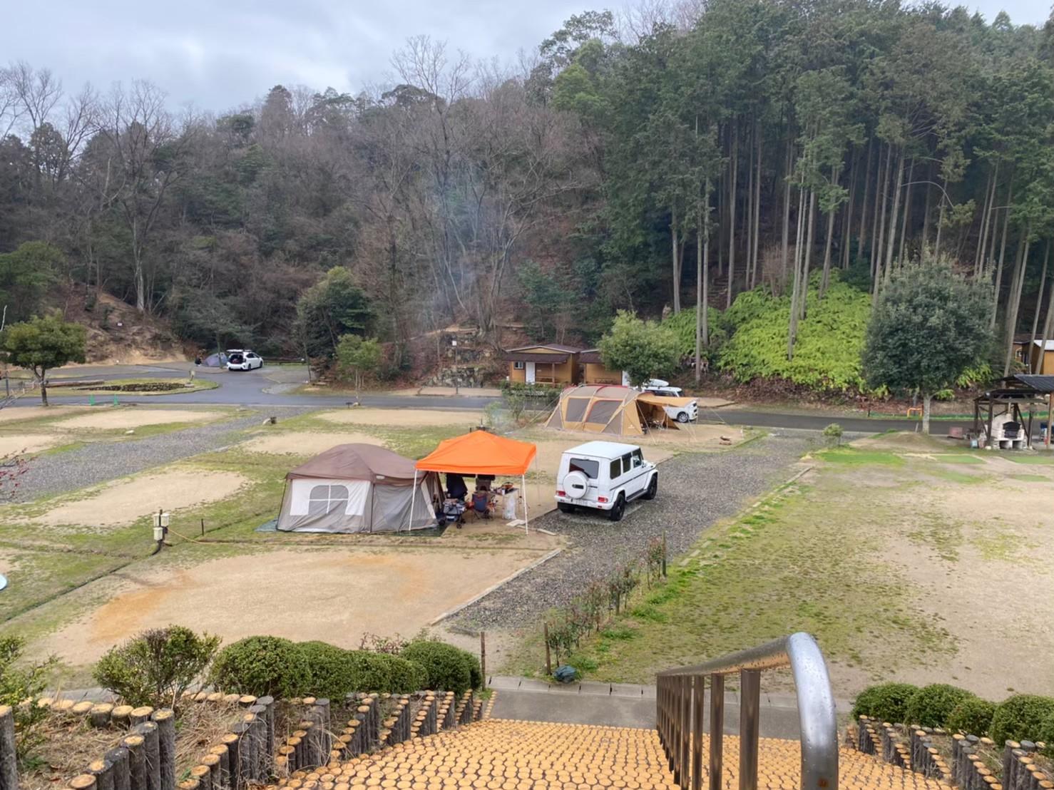 【温泉プールもあり!滋賀県】『十二坊温泉オートキャンプ場』完全ガイド