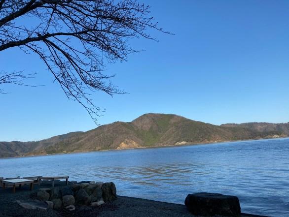 【奥琵琶湖の絶景!】長浜市の『二本松キャンプ水泳場』完全ガイド