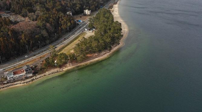 【白髭神社へSUPでGO!】『白ひげ浜水泳キャンプ場』情報まとめ