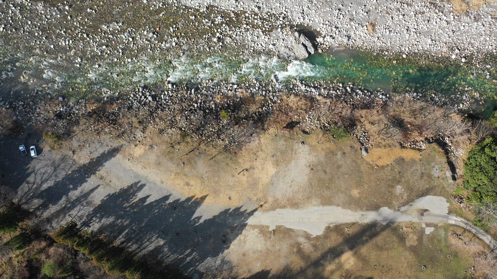 【林間・川遊び|東近江市】『黄和田キャンプ場』攻略ガイド(駐車場・トイレ)