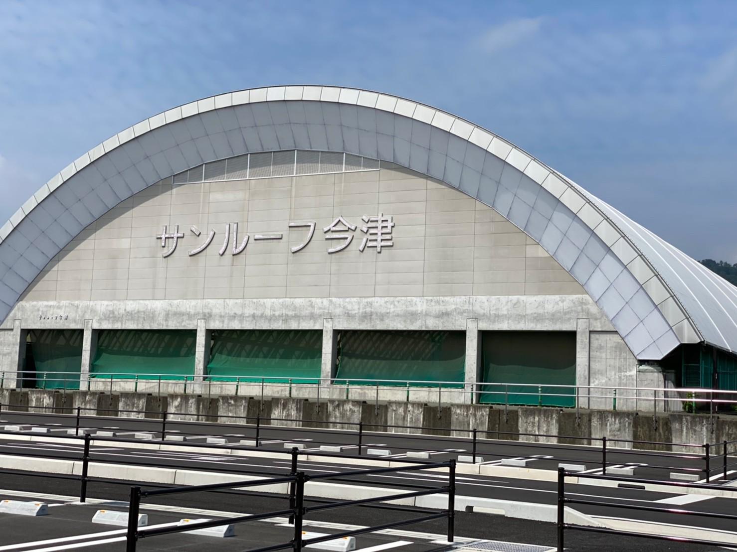 【高島市】『今津総合運動公園』情報まとめ(駐車場・トイレ・施設)