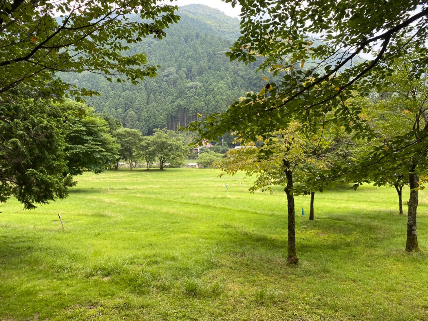【大津市】『葛川森林キャンプ村』攻略ガイド(駐車場・トイレ)
