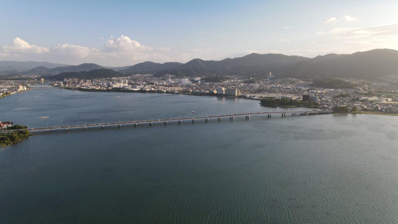 【草津市】『近江大橋』情報まとめ(駐車場・トイレ)