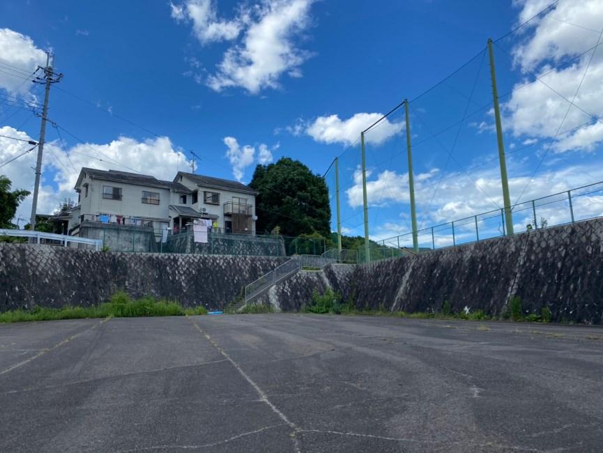 【大津市】『坂本市民運動広場』写真ガイド(駐車場・トイレ)