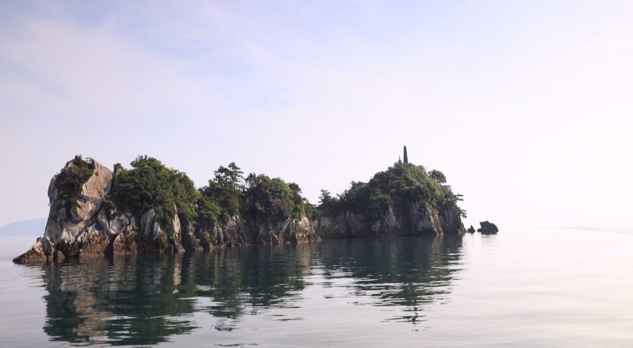 琵琶湖アウトドアマップ|多景島
