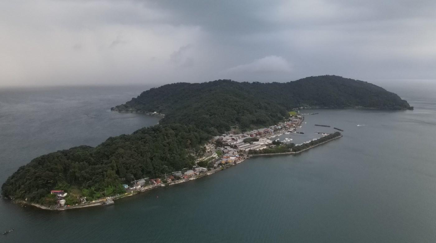 琵琶湖アウトドアマップ|沖島